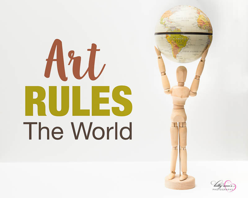 Art Rules the World